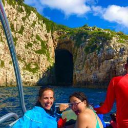 Speed Boat, Snorkeling in Karaburun-Sazan National Marine Park