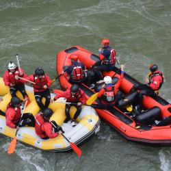 Rafting Tour in Black Drin ,Dibër