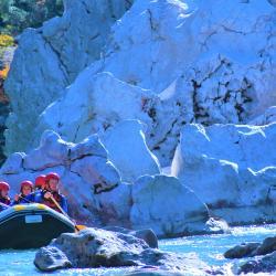 Albania Adventure ,Rafting in Vjosa river,Gjirokaster