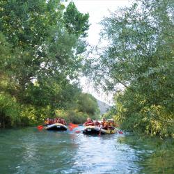 rafting in Saranda