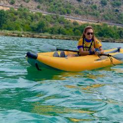 Kayaking Eco Park Ulza Shkopet Day tour