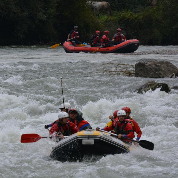 Rafting Tour in Black Drin ,Dibër