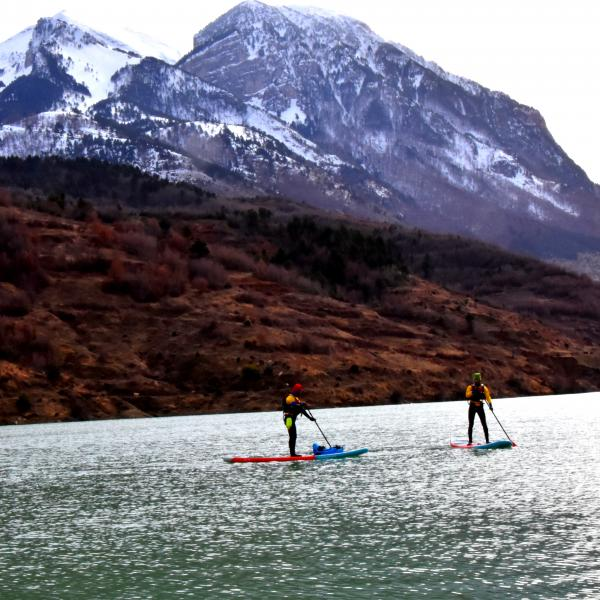 Kayaking and Stand Up Paddle to Tomor Lake