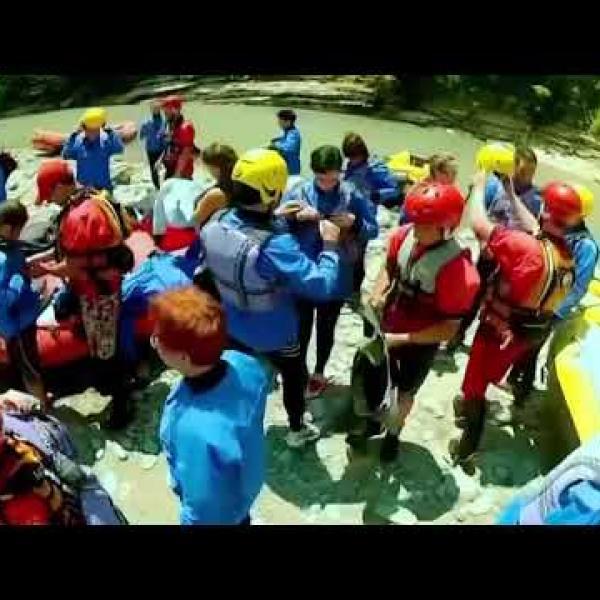 Rafting,kayaking,canyoning,stand up paddle,Hydrospeed,snorkeling