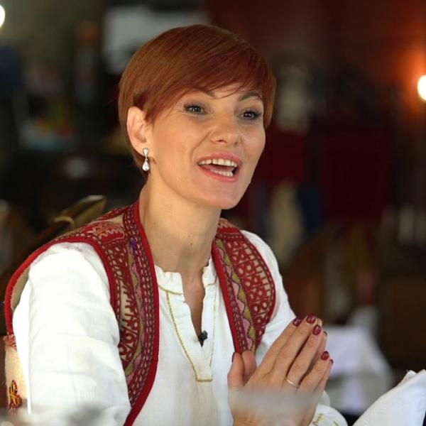Alma Spathara, entrepreneurial woman in love with food and adventure tourism in Albania