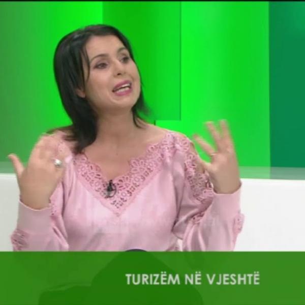 """""""Pasditja ime e gjelbër""""me Balina Bodinakun-Turizëm në vjeshtë """"E martë 3 nëntor 2020"""""""